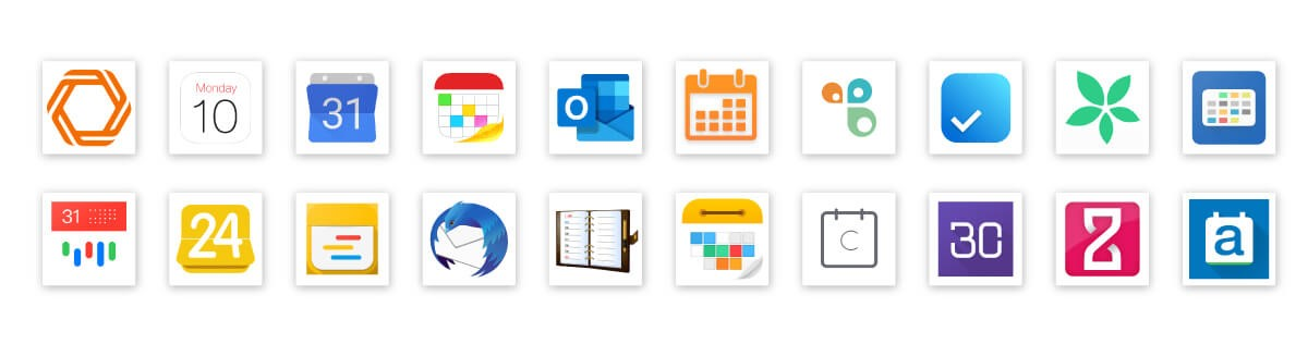 best calendar apps for mac and iphone
